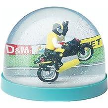 Boule a neige moto grand prix