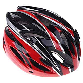 NIKINA Cycling Bike Helmet Sports Ultralight Severally With Adult Visor Bicycle Equipment-5 color