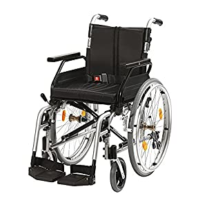 Ability Superstore XS2 18-Inch Self Propelled Aluminium Wheelchair