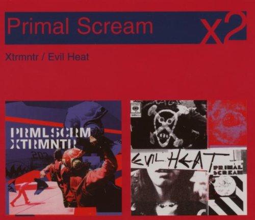 Xtrmn8r/Evil Heat (Evil Scream Heat Primal)