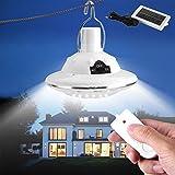 22 LED Solar Lampe Solarleuchte Solarlampe Bewegungsmelder Gartenlampe für Garten, Park, Korridor, Camping usw