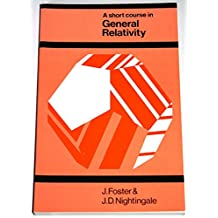 A Short Course in General Relativity (Longman mathematical texts)