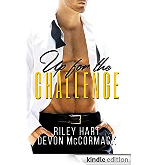Up for the Challenge (English Edition) [Edizione Kindle]