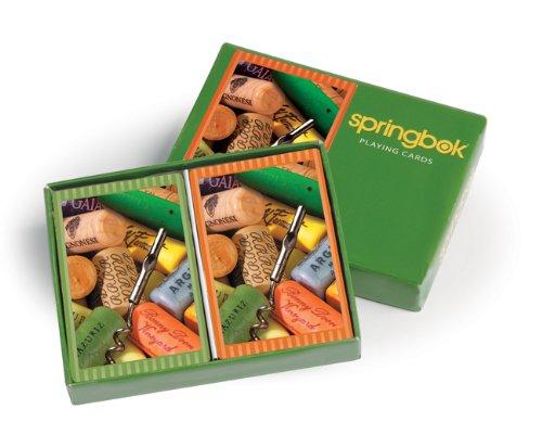 Springbok Puzzles Puzzle Cork Collection Brücke Standard Index Spielkarten