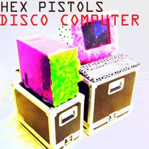 Disco Computer (Crazed Mungolian stuck in a