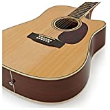 Guitare acoustique Dreadnought 12 cordes par Gear4music