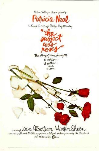 oggetto-era-roses-poster-movie-11-x-17-pollici-28-cm-x-44-cm-martin-sheen-patricia-neal-jack-alberts
