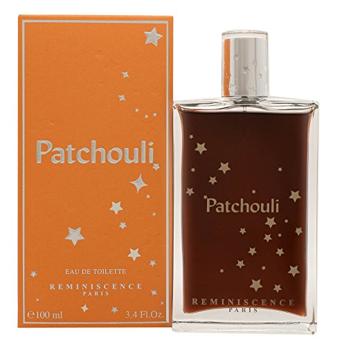 Patchouli Eau de Toilette 100 ml Spray Donna...