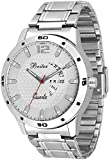 #5: Britex Day and Date Function Analog Watch For Men / Boys - MM-6044