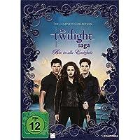 Twilight-Saga Complete Collection