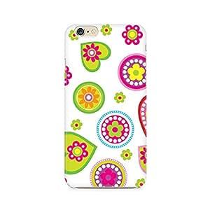 Blackbora Ethnic Hearts Premium Printed Case For Apple iPhone 6 Plus/6s Plus
