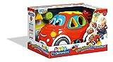 Interaktiver Formensortierer in Deutsch und Englisch ab 10 Monaten | Elektronisches Steckspiel Auto Baby Steck Spielzeug