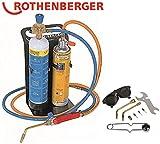 Autogenschweißgerät für Blechstärke ROXY KIT Universal 0,1-2,5mm