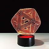 Die besten Baby-Tous - Aetd Abstrakte Lampe Der Lampe 3D Entfernte TOUCh Bewertungen