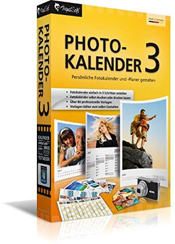 AquaSoft PhotoKalender 3