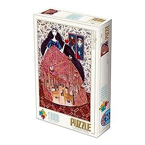 Unbekannt D de Toys 1-Puzzle 1000Andrea Kurti 01Snow White