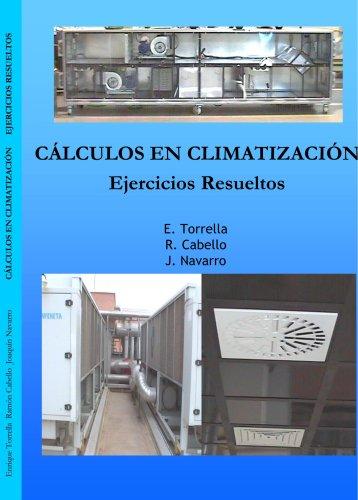 Cálculos En Climatización por Vv.Aa