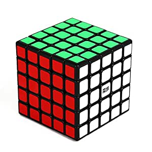 Moyu Aochuang New Structure 5X5X5 Speed Cube Black