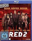 R.E.D. 2 - Noch Älter. Härter. Besser [Blu-ray] -