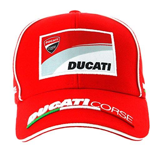 ducati-corse-moto-gp-courses-casquette-rouge-officiel-2017