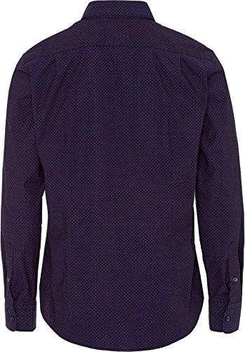 Brax Herren Freizeithemd Style.Harold Rot (Rot 43)