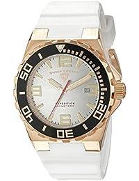 SWISS LEGEND 10008-RG-02S-BB - Reloj para hombres color blanco