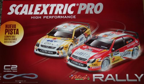 Scalextric - C2 Pro Rally A10001S500
