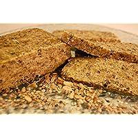 Bio - Hanfsamen-Rohkost-Brot 360g (nicht gebacken!)