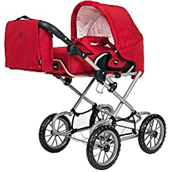 Brio 24891393Brio Doll Pram Combi with BagLimited EditionRed