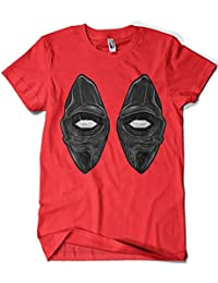 385-Camiseta Deadpool - Dead Skull