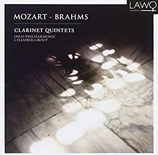 Clarinet Quintets by Oslo Philharmonic Chamber Group (B004WZ79VC) | Amazon price tracker / tracking, Amazon price history charts, Amazon price watches, Amazon price drop alerts