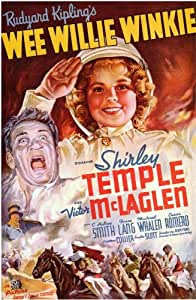 Wee Willie Winkie Poster Movie B 11 x 17 In - 28cm x 44cm Shirley Temple Victor McLaglen Sir C. Aubrey Smith June Lang Michael Whalen Cesar Romero