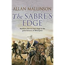 The Sabre's Edge: (Matthew Hervey Book 5) by Allan Mallinson (1-Mar-2004) Paperback