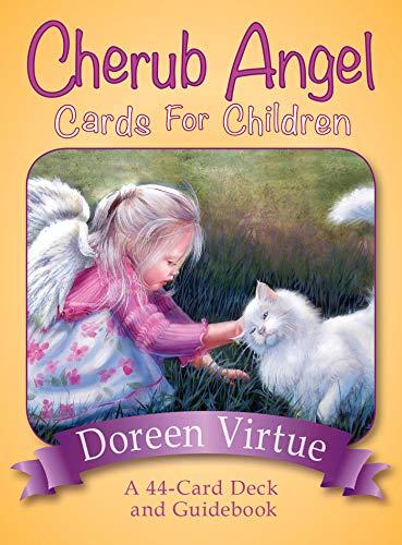Cherub Angel Cards for Children por Doreen Virtue PhD