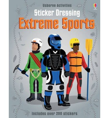 [(Sticker Dressing Extreme Sports)] [Author: Lisa Jane Gillespie] published on (October, 2013)