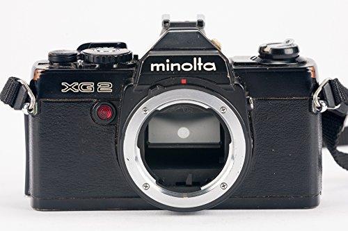 Minolta XG-2 XG2 XG 2 SLR Body Gehäuse (35mm Minolta Kamera)
