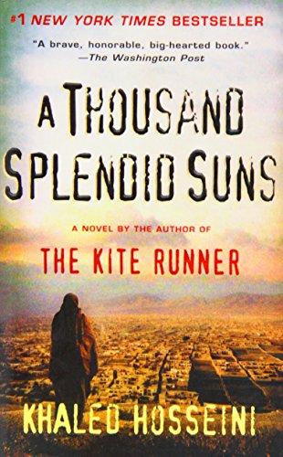 Buchseite und Rezensionen zu 'A Thousand Splendid Suns' von Khaled Hosseini