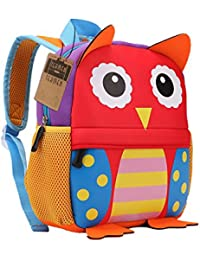 TEAMEN Kinderrucksack Animal Schule Tasche Rucksack for Kinder Baby Jungen Mädchen Kleinkind 2-6 Alter preisvergleich bei kinderzimmerdekopreise.eu