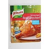 Knorr Fix Knuspriges Brathähnchen Zubereitung (32g