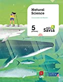 Natural science. 5 Primary. Más Savia. Pupil's Book. Madrid