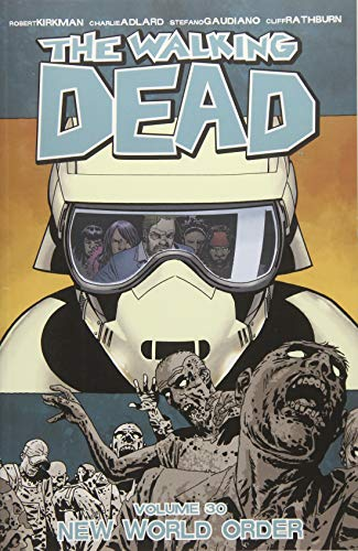 Image of The Walking Dead Volume 30: New World Order