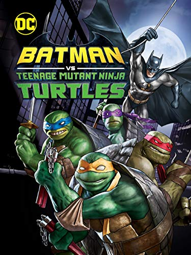 Batman vs. Teenage Mutant Ninja Turtles - Jake Abenteuer