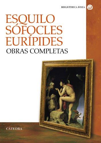 Obras completas (Bibliotheca Avrea) por Esquilo
