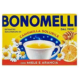 Bonomelli - Camomilla, Solubile, Con Miele Ed Arance - 80 G