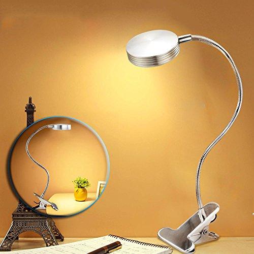 bestfire-led-dimmbar-tischlampe-klemmleuchte-silber-augenschutz-led-schreibtischlampe-mit-flexible-h