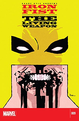 Iron Fist: The Living Weapon #9 (English Edition) (Iron Fist Living Weapon)