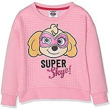 Nickelodeon Paw Patrol Super Hero, Sudadera para Niñas