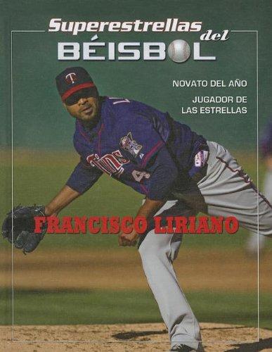 Francisco Liriano (Superestrellas del beisbol / Superstars of Baseball) por Tania Rodriguez Gonzalez