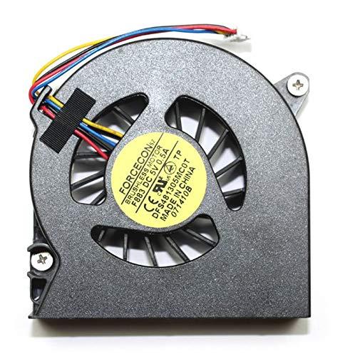 Nerd Herd HP Compaq 6530B 6535B 6730B 6735B Kompatibler Notebook Lüfter 4 pin-Modell -