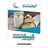 Freshly Fermented - Organic & Vegan Certified Sourdough Culture, Rye